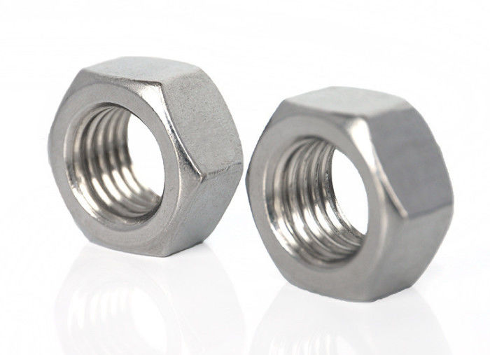 5.5 Mm Across Flats Screw Nut And Washer Class 10 Metric 2.4 Mm Thick DIN934